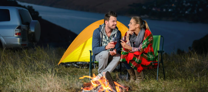 Roughing it for Your Date Night Out